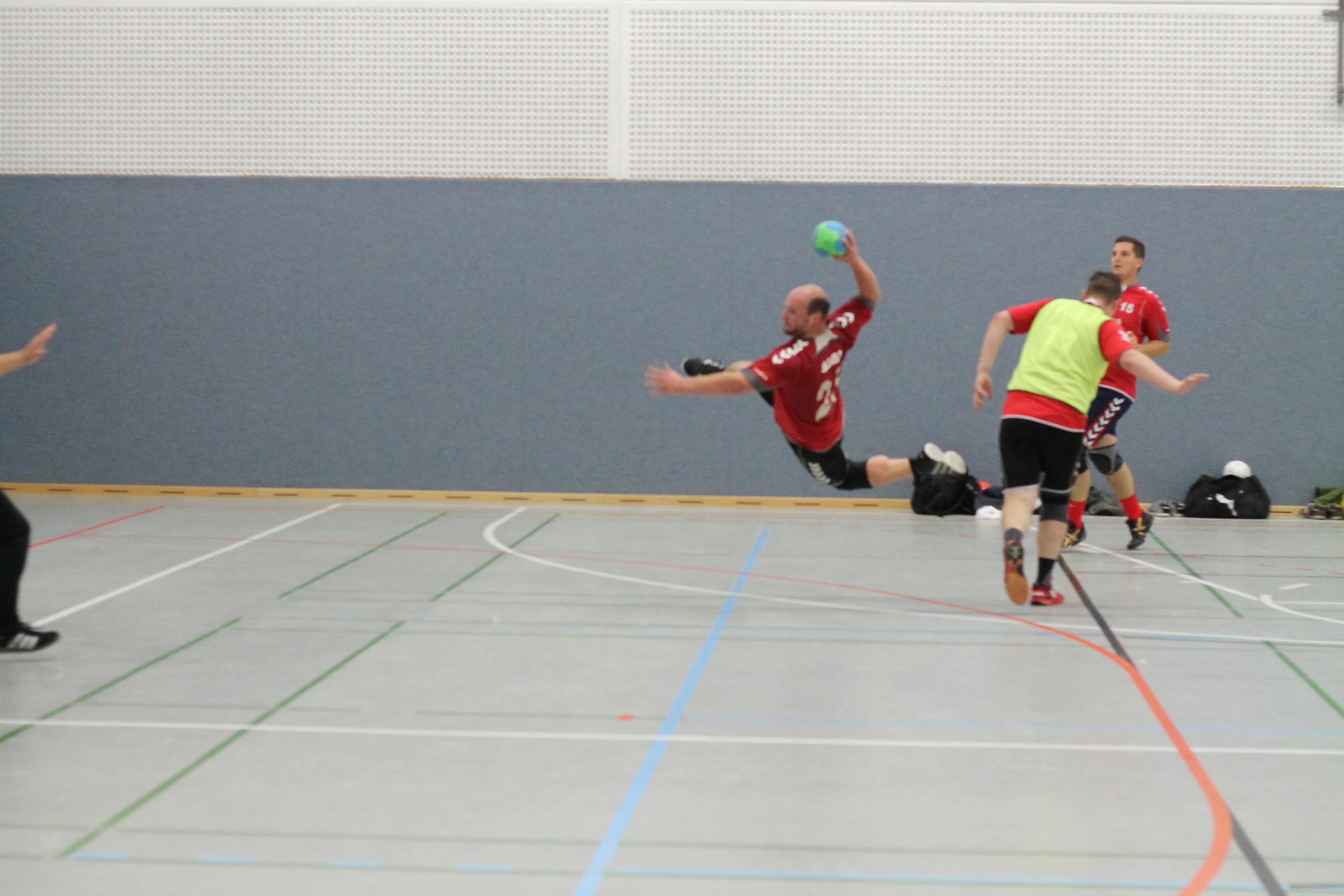 Spitzenduell SGBN 2 gegen SG HC Bremen/ Hastedt 2