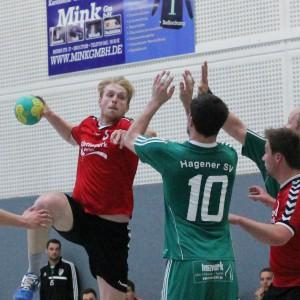 Handballkrimi zum Saisonstart – Punkte in den letzten Sekunden verloren